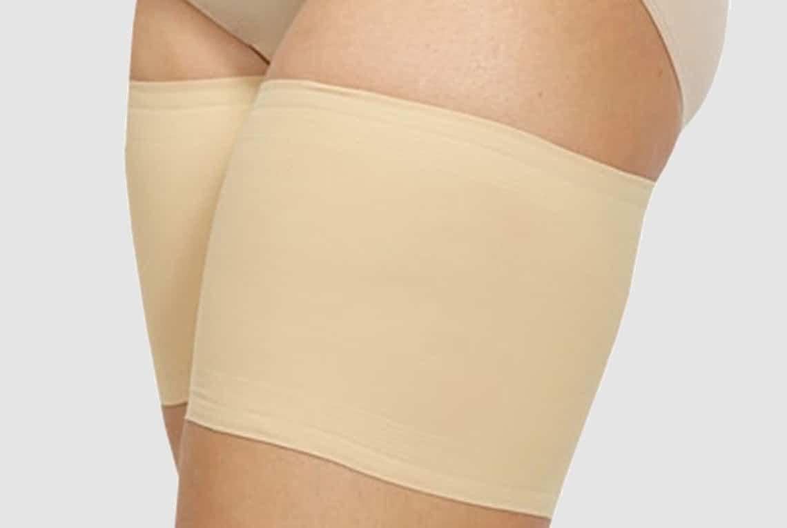 UNISEX Bandelettes (bandeletky, bandaletky) - chranné pásky na stehna proti opruzeninám