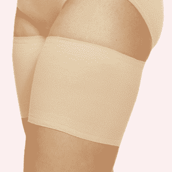 Bandaletky Unisex béžové